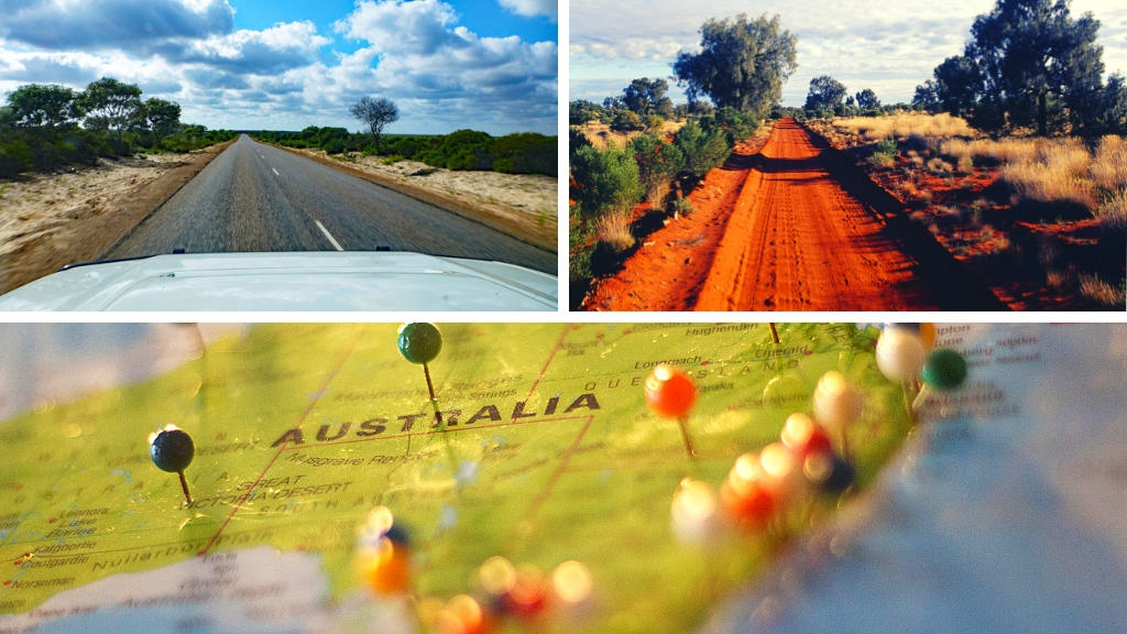 Roadtrip Australien