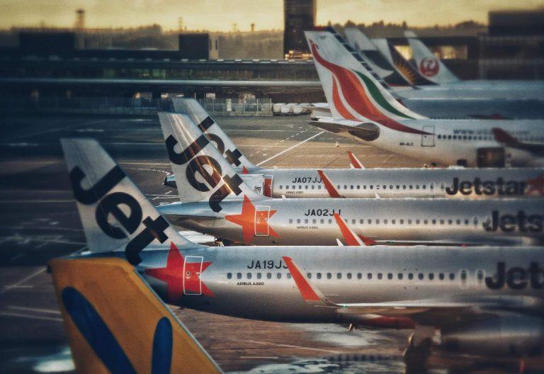 Inlandsflug Australien - Jetstar