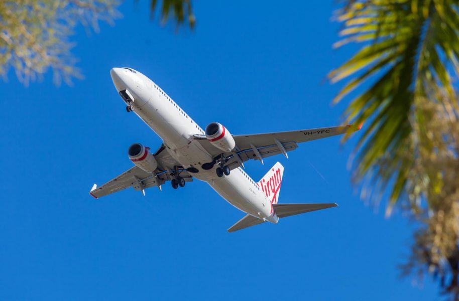 Inlandsflug Australien - Virgin Australia