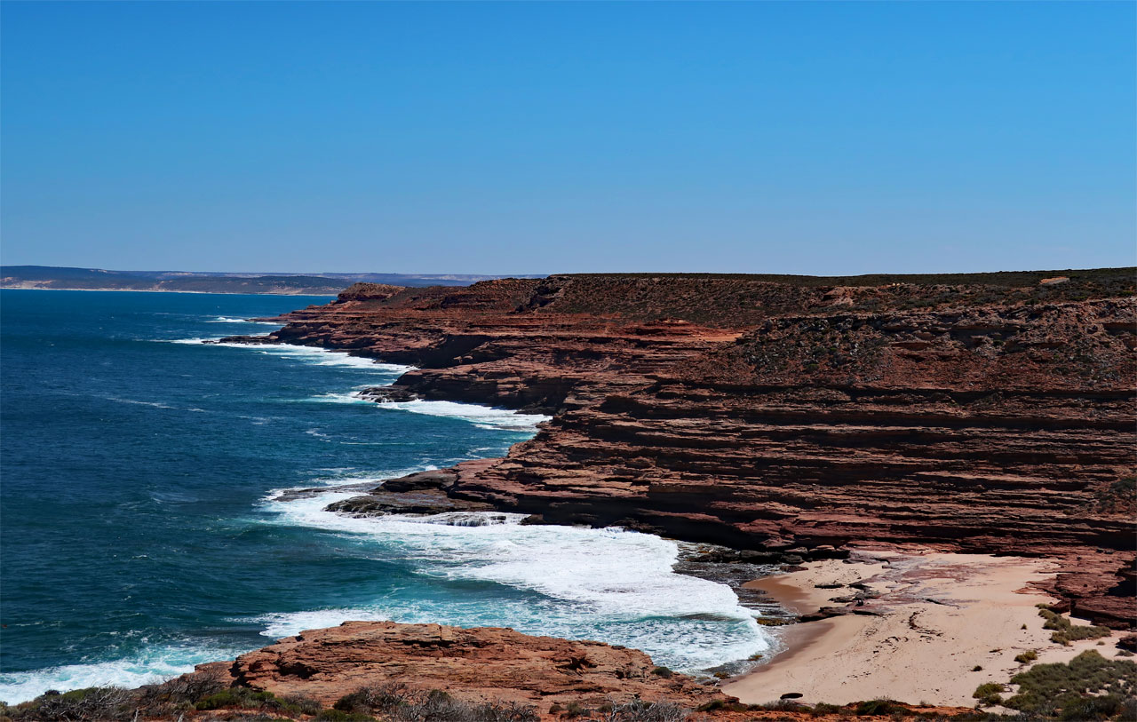 Kalbarri Nationalpark, Western Australia