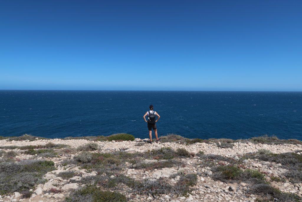 Ausblick Bigurda Trail, Kalbarri Nationalpark, Australien