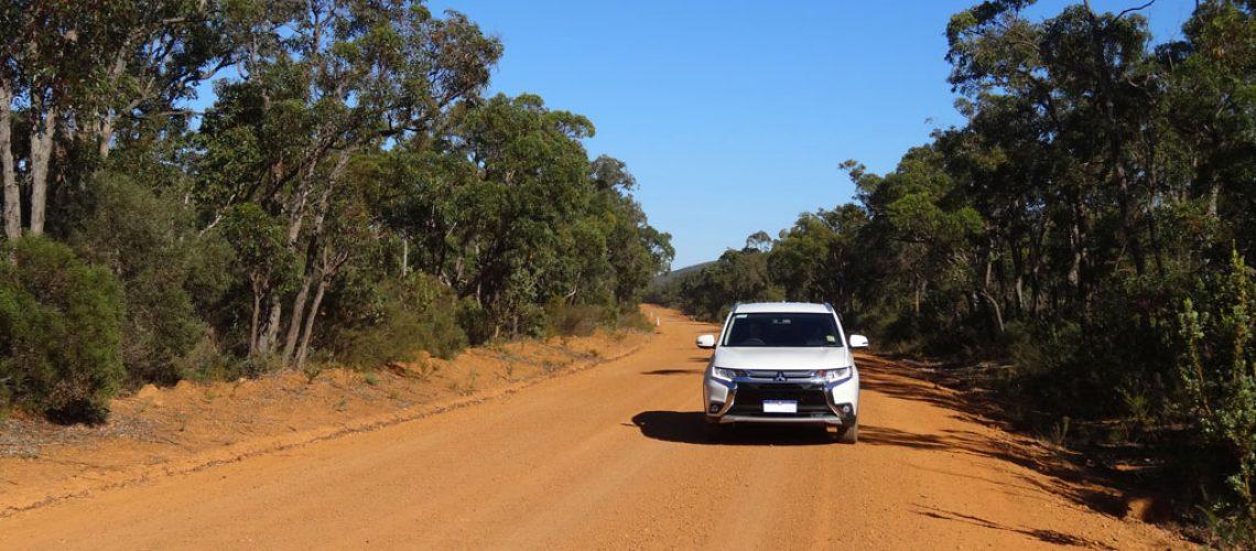 Autofahren in Australien