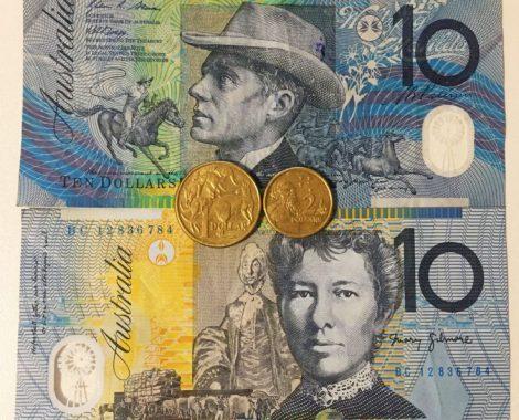 geldscheine-australien