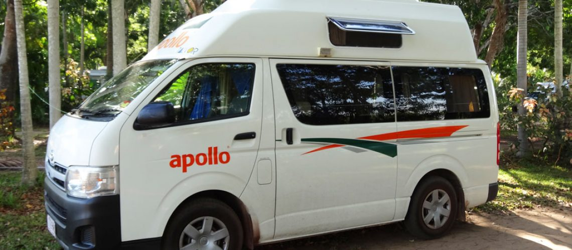 HiTop Camper Apollo
