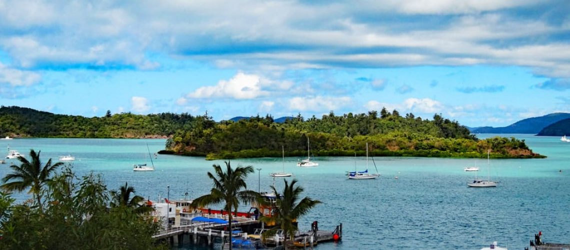 Shute Harbour Airlie Beach